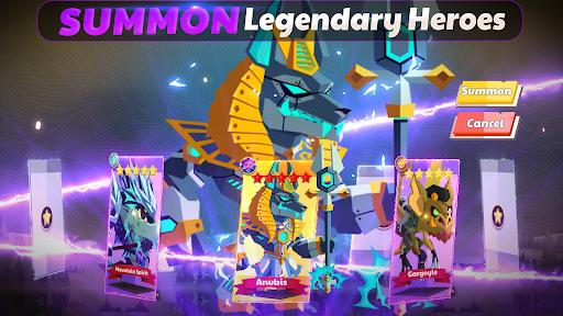 Lords Hooray: Legends of Legion  screenshots 2