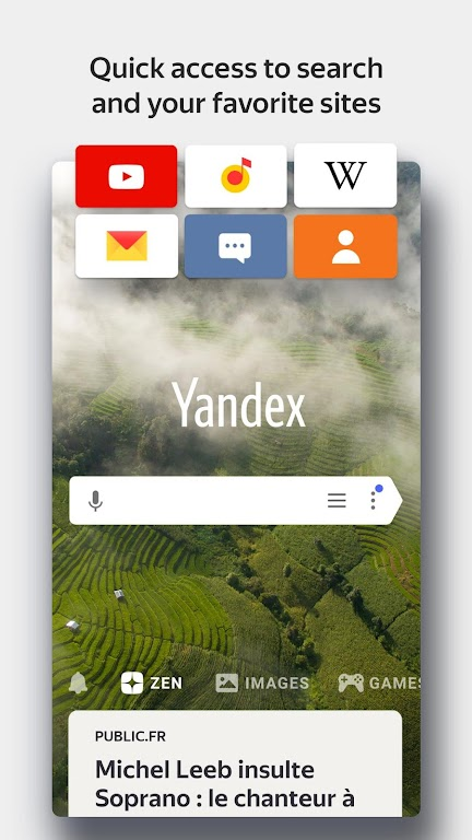 Yandex Browser with Protect  poster 0