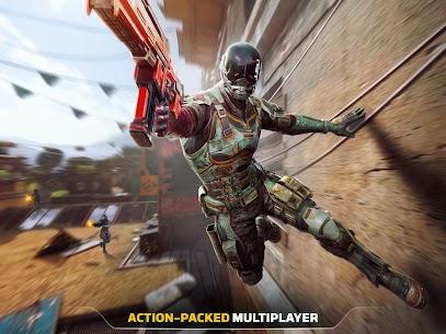 Modern Combat Versus: FPS game MOD APK 1.17.32 (Wall Hack) 7