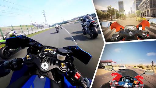Street Moto: Speed Race screenshots 11