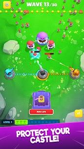 Auto Defense – Play this Epic Real Castle Battler Mod Apk 1.1.2.0 (Unlimited Gems/Money) 1
