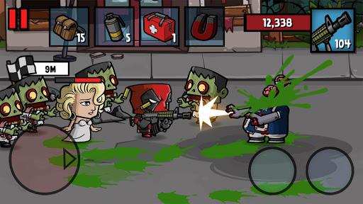 Zombie Age 3HD: Offline Dead Shooter Game screenshots 12