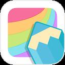 メディバン ぬりえ - 無料で遊べる塗り絵アプリ
