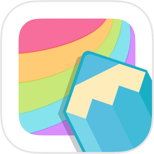 MediBang Colors coloring book