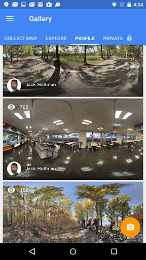Google Street View 2.0.0.341672132 Screenshots 4