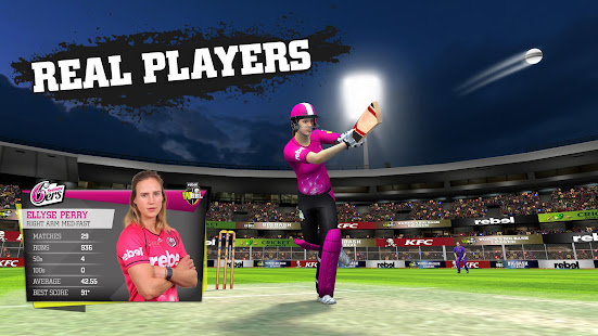 Big Bash Cricket 2.1 Screenshots 22