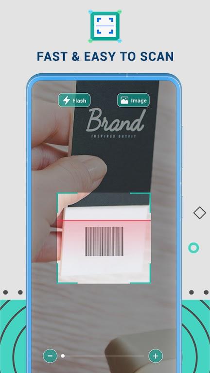 Free QR Code Reader & Barcode Scanner - QR Scanner poster 2