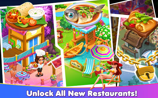 Cooking Fancy:Crazy Restaurant Cooking & Cafe Game 3.1 screenshots 8