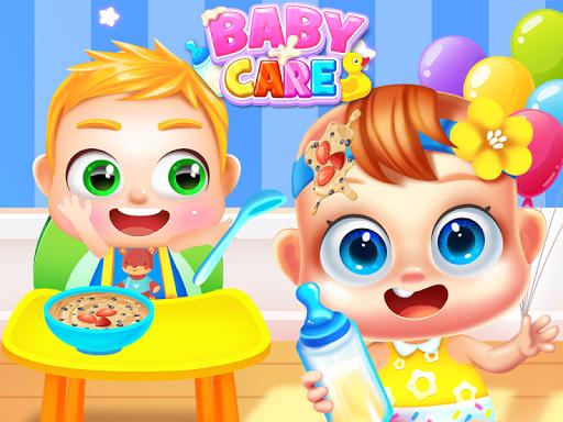 My Baby Care - Newborn Babysitter & Baby Games  screenshots 1