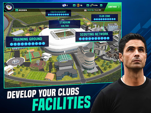 Soccer Manager 2022- FIFPRO Licensed Football Game screenshots 12