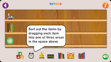 Sort It Out 2 - for age 4+