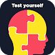 Aptitude test. Personality test games