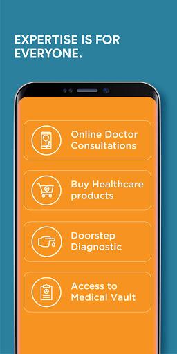 Apollo 247 - Online Doctor & Apollo Pharmacy App poster