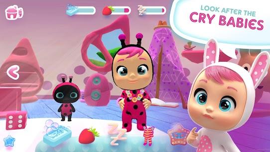 Cry Babies App 2
