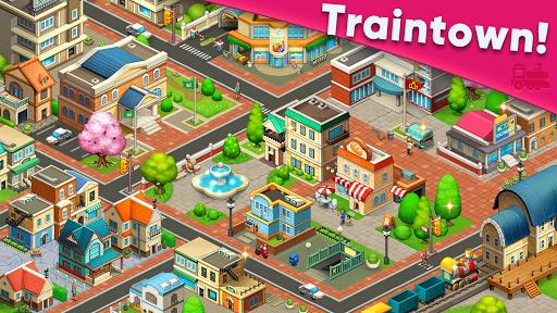 Merge train town! (Merge Games) screenshots 6