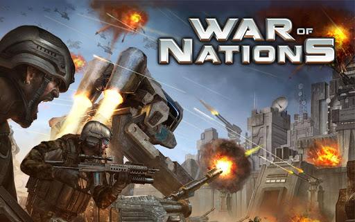 Télécharger Gratuit WAR OF NATIONS: LE PvP ÉPIQUE APK MOD (Astuce) screenshots 1