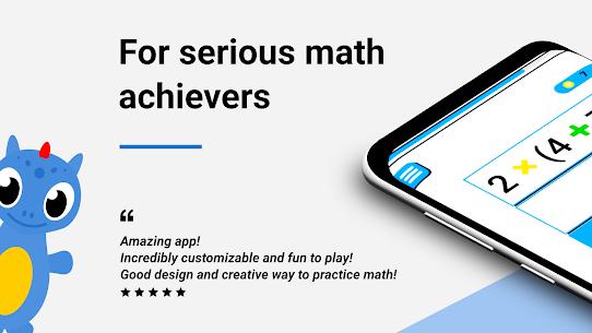 Matix – Math games, practice your mental math free 1