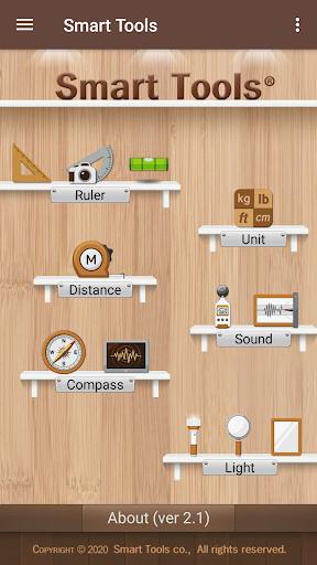 Download APK: Smart Tools v2.1.4 [Patched] [Mod]