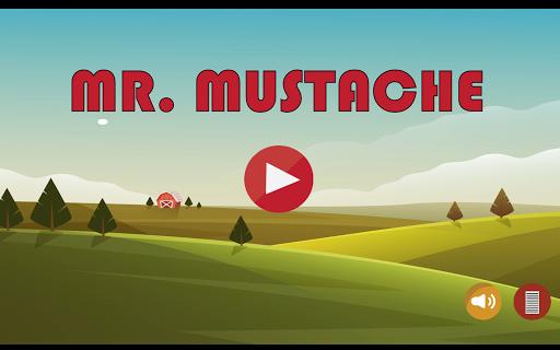 Super Red Jump Ball Mr Mustache 2.3 screenshots 9
