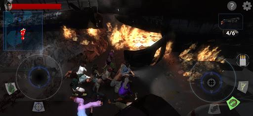 Zombie Game: Disease Of Hazard