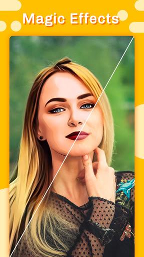 Candy selfie -beauty camera & photo editor pro Apkfinish screenshots 2