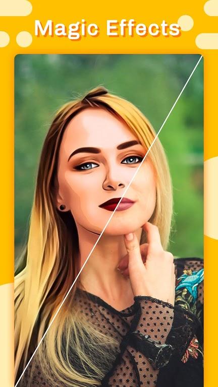 Candy selfie -beauty camera & photo editor pro  poster 1