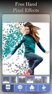 Glixel - Glitter and Pixel Effects Photo Editor