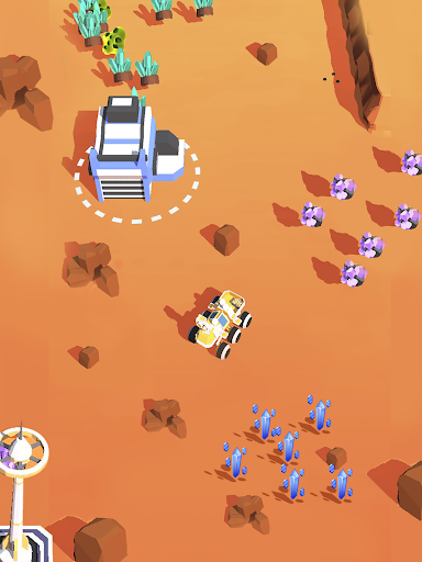 Space Rover: idle planet mining tycoon simulator 1.93 screenshots 16
