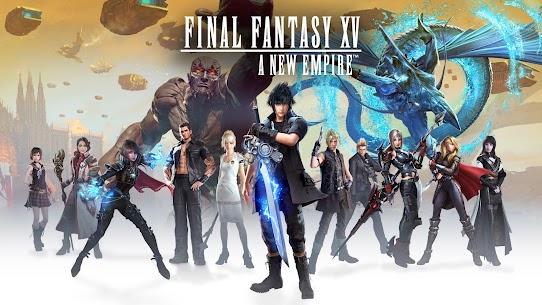 Final Fantasy XV: A New Empire Mod 7.0.9.136 Apk [God Mod] 1