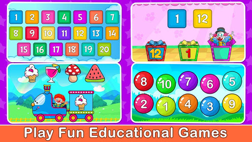 Preschool Learning - 27 Toddler Games for Free 18.0 Screenshots 4