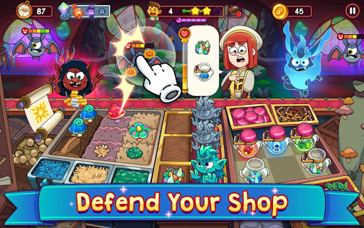 Potion Punch 2: Fun Magic Restaurant Cooking Games android2mod screenshots 10