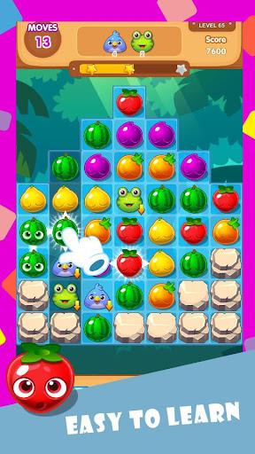 Pop Garden Mania - Line Match 3  screenshots 2