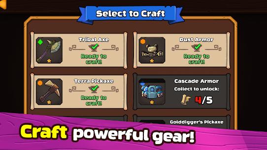 Mine Quest 2 MOD (Unlocked) 5