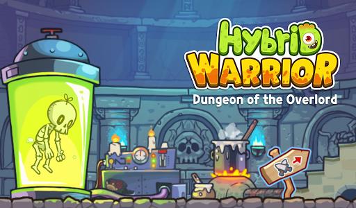 Télécharger Gratuit Hybrid Warrior : Dungeon of the Overlord  APK MOD (Astuce) screenshots 1