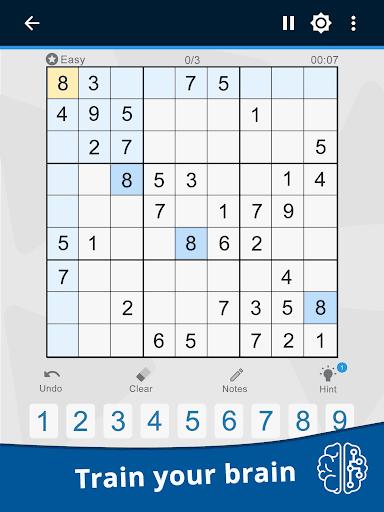 Sudoku u2013 a classic puzzle android2mod screenshots 5