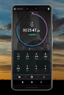 Stopwatch Run Tracker – Running, Jogging, Cycling 2.22 APK (Mod) Newest 2