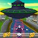 Flying UFO Robot Game:Alien SpaceShip Battle para PC Windows