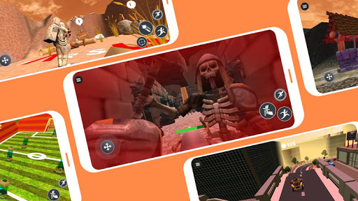 Struckd - 3D Game Creator 2.2.11 screenshots 6