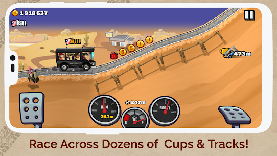 Hill Climb Racing 2 (MOD, Unlimited Money) v1.43.1 2