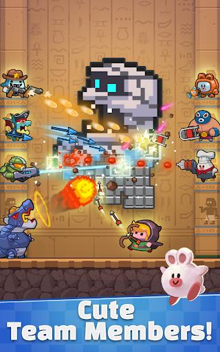 Super Retro World : Pixel Art Maker  screenshots 4