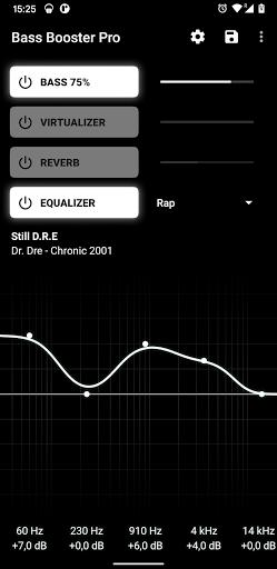 Bass Booster Pro  screenshots 1