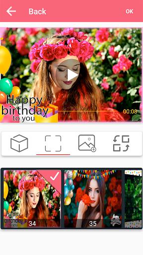 Photo video maker with music 49.0.0 screenshots 1