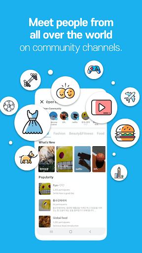 Comma Talk - Translation Community Messenger apktram screenshots 2