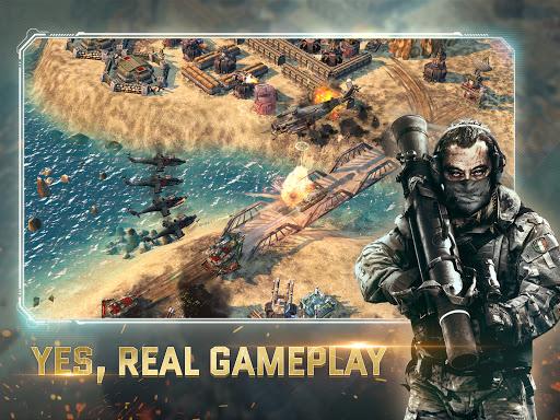 War Commander: Rogue Assault  screenshots 22