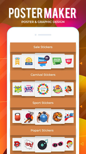 Flyers, Posters, Banner, Graphic Maker, Designs 1.2.1 Screenshots 6