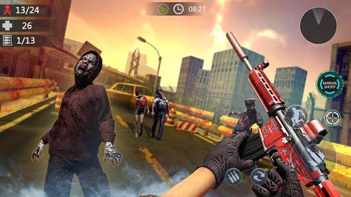 Zombie Critical Strike- New Offline FPS 2020 2.1.1 screenshots 4