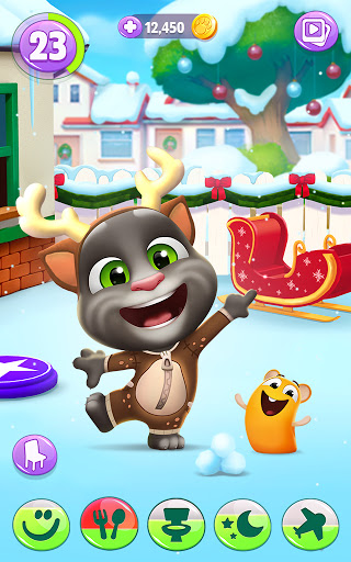 My Talking Tom 2 goodtube screenshots 23
