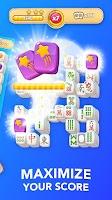 screenshot of Mahjong Jigsaw Puzzle Game