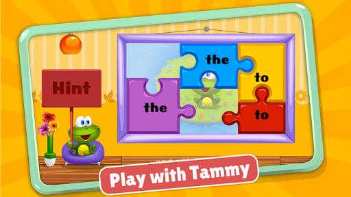 Kids Reading Sight Words Lite Apkfinish screenshots 4