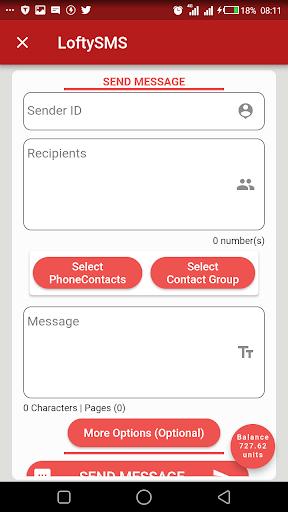 Loftysms Application  Screenshots 4